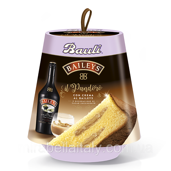 Панеттоне Pandoro Bauli Bailey's