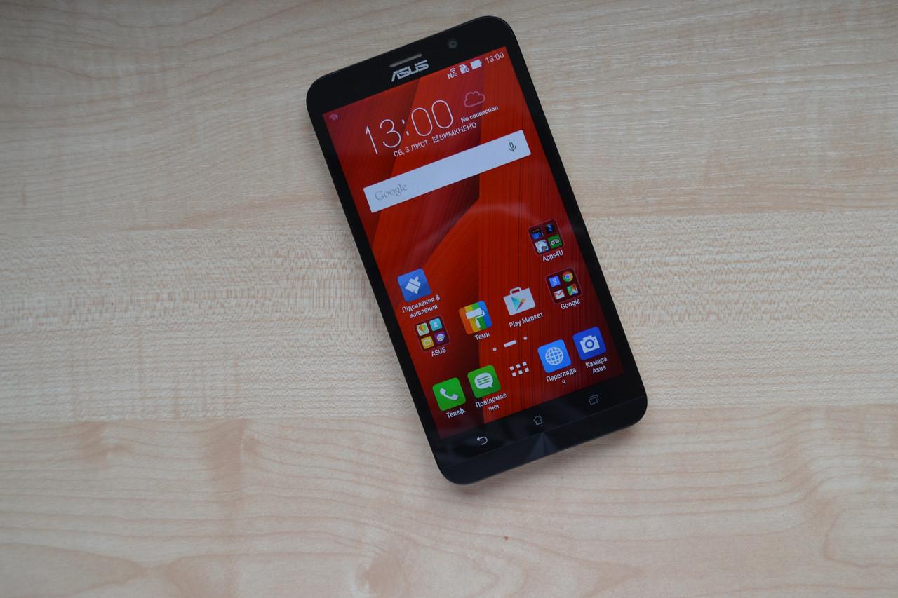 Смартфон Asus Zenfone 2 ZE551ML Gold - 2 SIM, 4Gb RAM, 64Gb Оригинал!