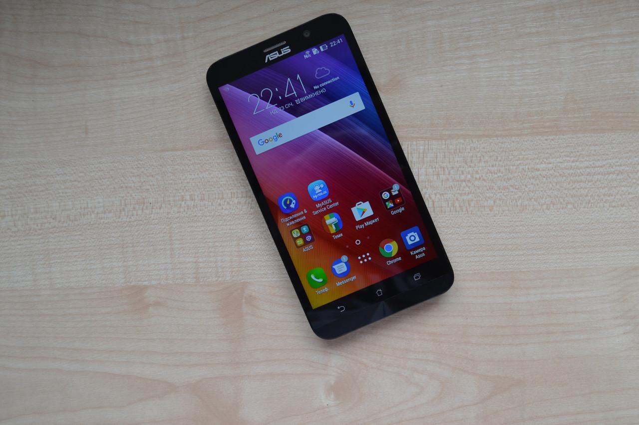 Смартфон Asus Zenfone 2 ZE551ML Black - 2 SIM, 4Gb RAM, 64Gb Оригинал!