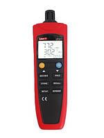 Термогигрометр UNI-T UT331+ (Т: от -20 °С до 60 °С: RH:от 0 % до 100 %), USB-интерфейс, точка росы