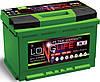 Аккумулятор автомобильный Long Life 60 Ач 660А (1/0) (необслуживаемые) (производство MONBAT, Болгария)