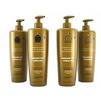 Шампунь Imperity perfume argan oil keratin 1000 мл. (без дозатора) 2 вида