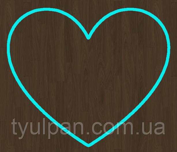 Вырубка сердце