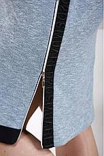 Женское теплое платье на каждый день размеры:42-74, фото 3