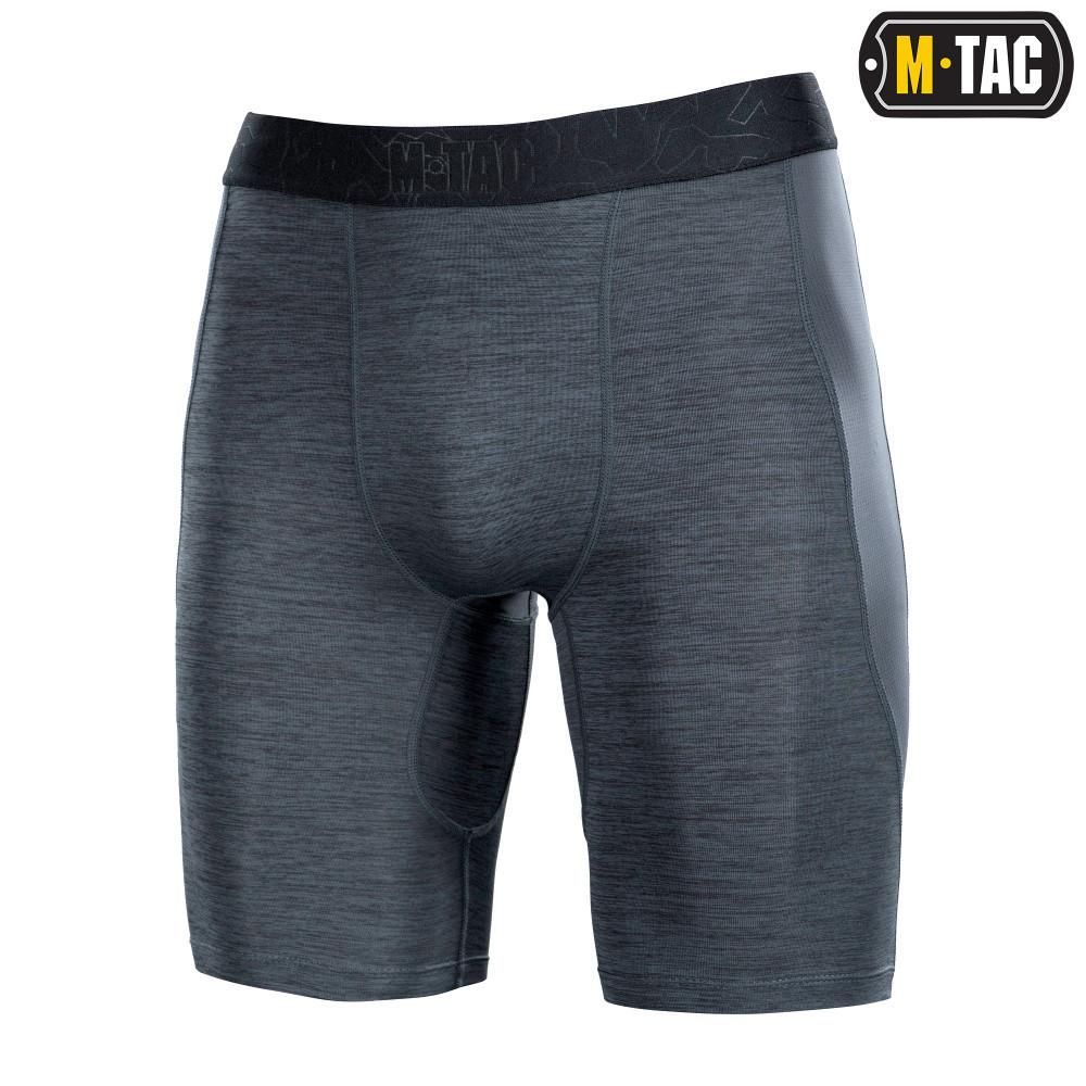 M-Tac труси чоловічі Active Level I Dark Grey Melange