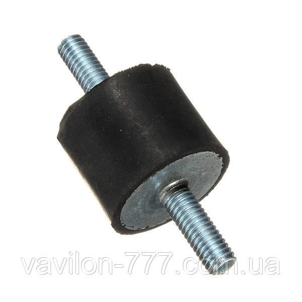 Амортизатор 30х20мм М8 (виброамортизатор) для віброплити, вібротрамбовки поліуретан.
