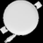 Светодиодный врезной светильник 1-MSP-1841-C MAXUS SP edge 18W 4100К Круг, фото 2