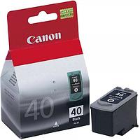 Оригинальный струйный картридж Canon - PG-40, Black
