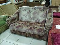 Диван-малютка б/у, диван с принтом б/у, фото 1