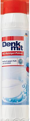 Порошок для очистки унитаза DenkMit WC-Reiniger-Pulver