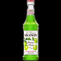 """Сироп коктейльный MONIN """"Зеленое яблоко"""" 700мл"""