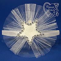 Браслет Зірочка (брошку на сукні, шпилька, ободок)
