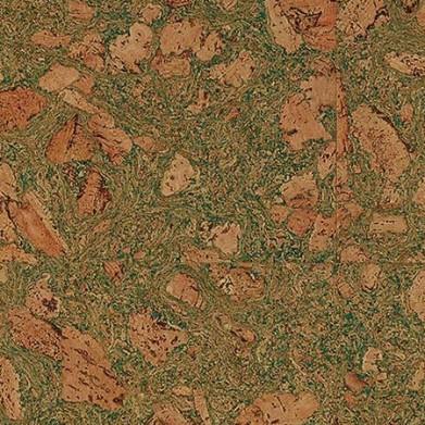 Пробка настінна Wicanders Tenerife Green 600*300*3 мм.