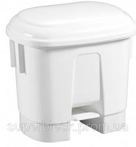 Контейнер Filmop Sirius для мусора 30 л. Белый (0000CO3030D)