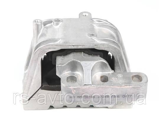 Подушка двигателя (R) Volkswagen Caddy, Фольксваген Кадди 1.9TDI 03- 37268, фото 2