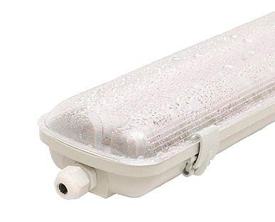 Светильник промышленный LED LFB 2*1200 T8 Slim (корпус без ламп ЛПП 2х1200)