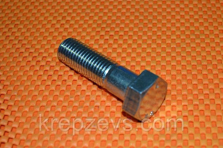Болт М10 ГОСТ 7805-70 оцинкованный