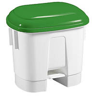 Контейнер Filmop Sirius для мусора 30л. Зеленая крышка (0000CO3034D)