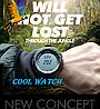 • Оригинал! Skmei(Скмей)1232 Compass Green | Cпортивные часы с компасом!, фото 5