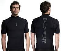 Футболка 4-th Element с коротким рукавом черная (мужская)