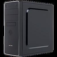 Корпус LP 1702-550W 12см  black case chassis cover