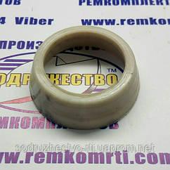 Вкладиш верхній рульової тяги МТЗ-1221 поліамідний 1220-3003023