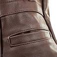 Сумка дорожная ANNA&LI TU13618-brown кожзам 36 л коричневый, фото 8