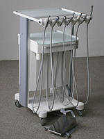 Мобильный блок инструментов для эндодонтии YARIS