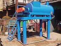 Смеситель для смешивания сыпучих строительных материалов 350-1000