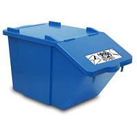Контейнер для сортировки продукции Filmop 45л. Голубой (3667A)