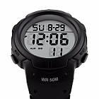 Cпортивные мужские часы  Skmei 1068 Black, фото 5