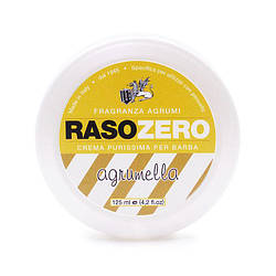 Мыло для бритья Rasozero Agrumella 125 мл. Made in Italy
