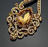 Сережки люстри висячі, весільна біжутерія, довгі сережки, фото 3