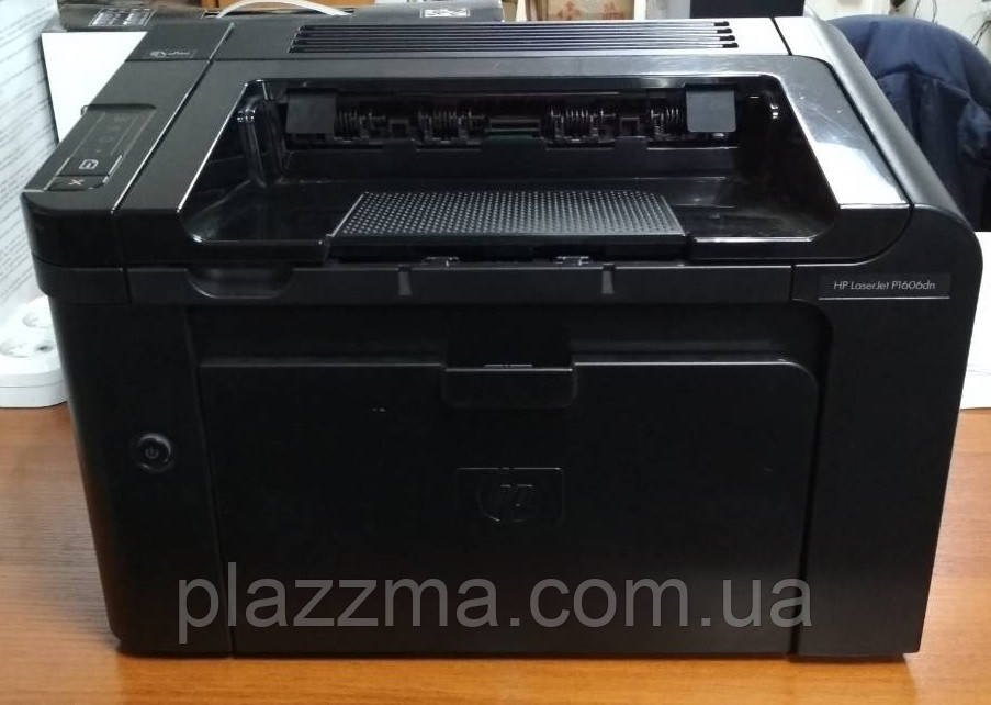 Принтер HP LaserJet P1606dn б/у