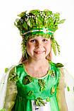 Детский карнавальный костюм для девочки Березка 110-140р, фото 2
