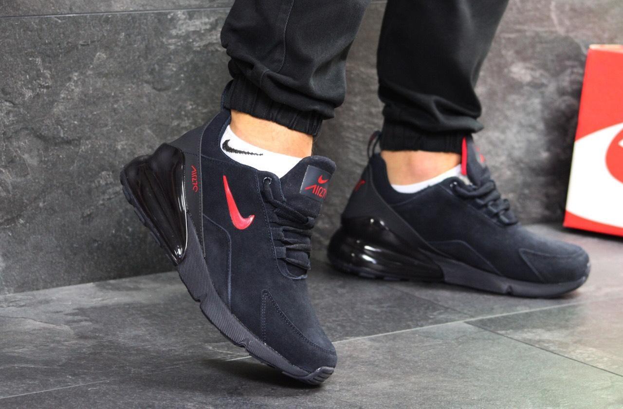 320423b5 Мужские зимние кроссовки Nike Замша : продажа, цена в Хмельницком ...
