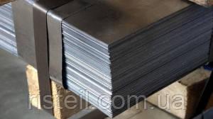 Металлический лист гладкий 65Г, х/к 1,5х1000х2000мм