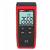 Термометр UNI-T UT320A (-50 ...+1300 °C) для термопар K/J типов. Цена с НДС