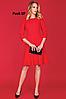 Красное платье Zaps Bionas 002
