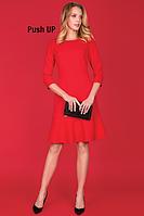 Красное платье Zaps Bionas 002, фото 1