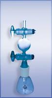 Прибор для отбора и отмеренивания жидкости