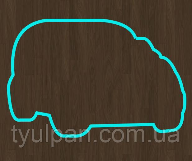 Вырубка кондитерская для пряника авто машина 2