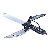 ✸Кухонные ножницы Clever cutter 2 в 1 нержавеющая сталь многофункциональные домашние умный резак