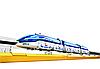 Конструктор CIC 21-633 Поезд на магнитной подушке (Тайвань)