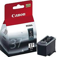 Оригинальный струйный картридж Canon - PG-37, Black