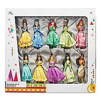 Шикарный набор ёлочныхигрушек от DisneyStore, принцессы Дисней, фото 1