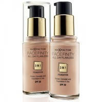 MaxFactor Face Finity All Day Flawless 3in1 Тональный крем Уценка