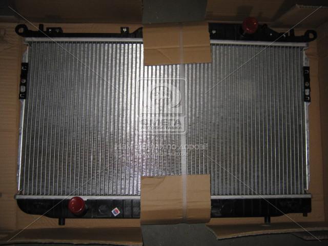 Радиатор охлаждения CHEVROLET EPICA (V250) (пр-во AVA), DW2136