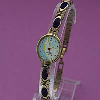 Чайка Кварц кварцевые женские часы СССР , фото 1