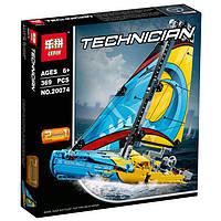 """Конструктор Lepin 20074 """"Гоночная яхта"""" (аналог Lego Technic 42074)"""